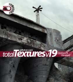 "Total Textures V19 - ""Destroyed & Damaged"" (Download Only)"