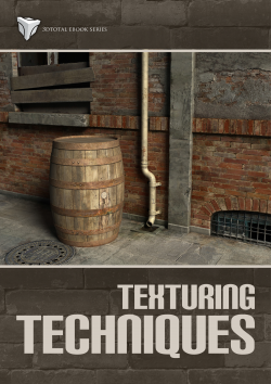 Texturing Techniques (Download Only)