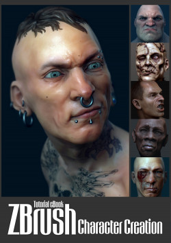 ZBrush Character Creation (Download Only)