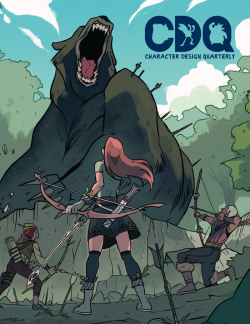 Character Design Quarterly issue 02