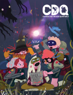 Character Design Quarterly issue 05