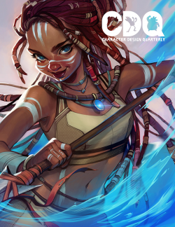 Character Design Quarterly issue 06
