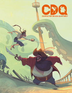 Character Design Quarterly issue 07