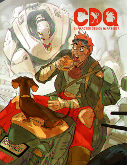 Character Design Quarterly issue 08