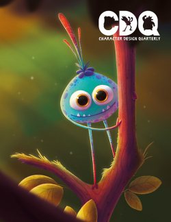 Character Design Quarterly issue 09
