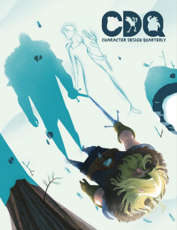 Character Design Quarterly issue 10