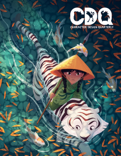 Character Design Quarterly issue 12