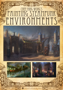 Chee Ming Wong's Steampunk Environments (Download Only)