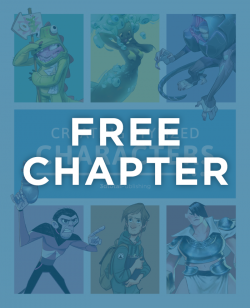 FREE CHAPTER - Creating Stylized Characters