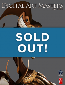 Digital Art Masters: Volume 2 - SOLD OUT!