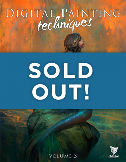 Digital Painting Techniques: Volume 3 - SOLD OUT!