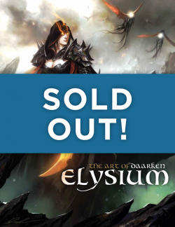 Elysium - The Art of Daarken - SOLD OUT!