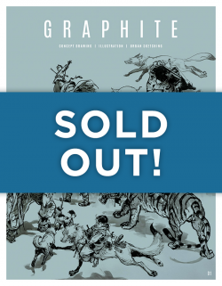 GRAPHITE issue 01 - SOLD OUT!