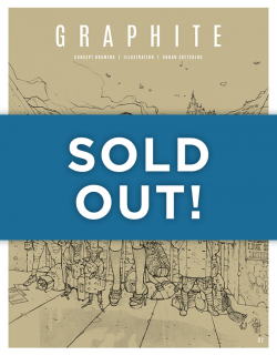 GRAPHITE issue 02 - SOLD OUT!