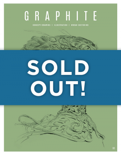 GRAPHITE issue 03 - SOLD OUT!