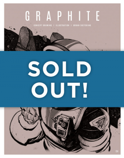 GRAPHITE issue 04 - SOLD OUT!