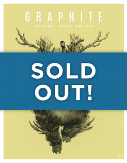 GRAPHITE issue 05 - SOLD OUT!