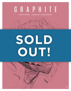 GRAPHITE issue 06 - SOLD OUT!