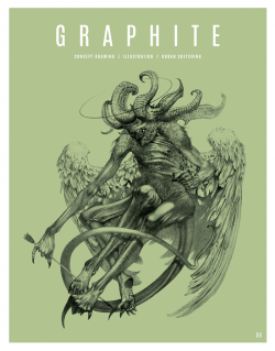 GRAPHITE issue 08