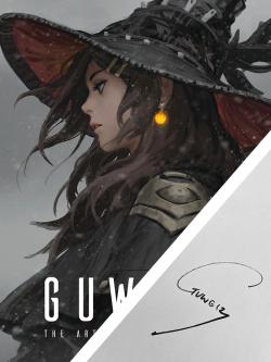 Guweiz: The Art of Gu Zheng Wei - with signed bookplate