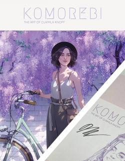 Komorebi: The Art of Djamila Knopf - with signed bookplate