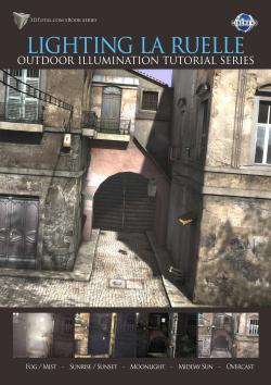 Lighting La Ruelle - Cinema 4D (Download Only)