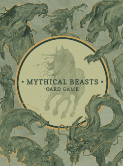 Mythical Beasts - Card Game