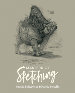 Masters of Sketching: Patrick Ballesteros & Paride Bertolin (Download Only)