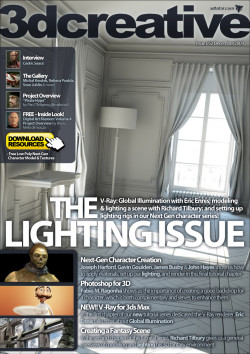 3DCreative: Issue 052 - December 2009 (Download Only)
