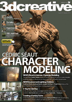 3DCreative: Issue 053 - January 10 (Download Only)