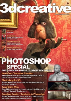 3DCreative: Issue 049 - September 2009 (Download Only)