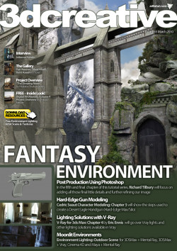 3DCreative: Issue 055 - March 10 (Download Only)