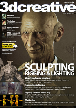3DCreative: Issue 056 - April 10 (Download Only)