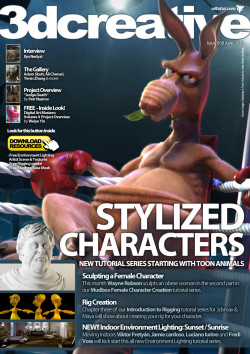 3DCreative: Issue 058 - June 10 (Download Only)
