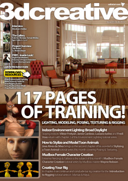 3DCreative: Issue 059 - July 2010 (Download Only)