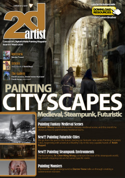 2DArtist: Issue 051 - March 2010 (Download Only)