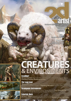 2DArtist: Issue 052 April 2010 (Download Only)
