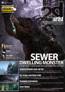 2DArtist: Issue 053 - May 2010 (Download Only)