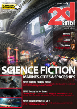 2DArtist: Issue 055 - July 2010 (Download Only)