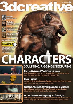 3DCreative: Issue 060 - August 2010 (Download Only)