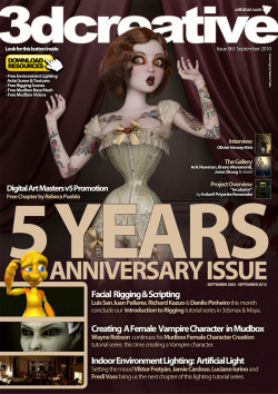 3DCreative: Issue 061 - September 2010 (Download Only)