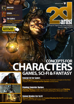 2DArtist: Issue 057 - September 2010 (Download Only)