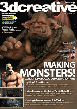 3DCreative: Issue 062 - October 2010 (Download Only)
