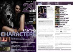 2DArtist: Issue 060 - December 2010 (Download Only)