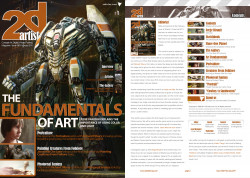 2DArtist: Issue 062 - February 2011 (Download Only)