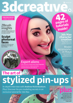 3DCreative: Issue 096 - August 2013 (Download Only)