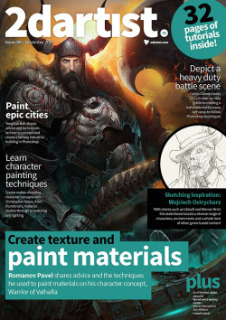 2DArtist: Issue 095 - November 2013 (Download Only)