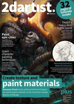 2DArtist: Issue 095 - November 2013 (Download Only)