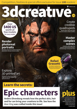 3DCreative: Issue 100 - December 2013 (Download Only)