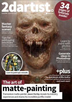 2DArtist: Issue 096 - December 2013 (Download Only)